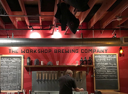 Workshop Brewing Co.