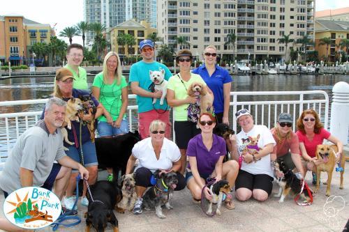 Bark in the Park Tampa Humane Society