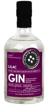 Black Button Lilac Gin Rochester NY