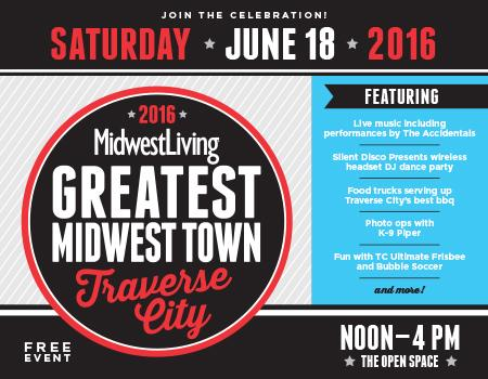 Greatest Midwest Town Party