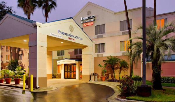 Fairfield Inn & Suites Tampa/Brandon