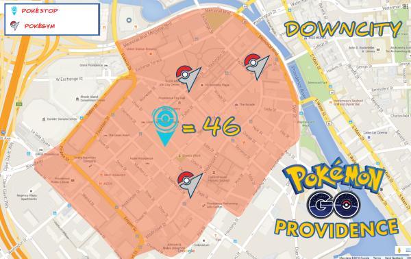 Pokemon DOwncity