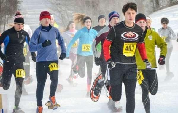 Frozen Assets Snowshoe Run