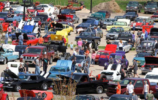 2016 Madison College Pride in Your Ride Car Show