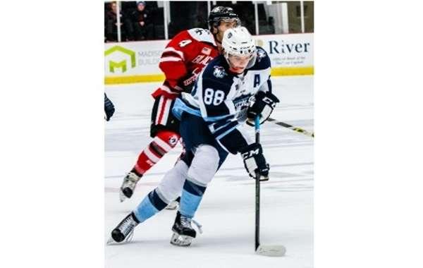 USHL Madison Capitols vs. Waterloo Blackhawks