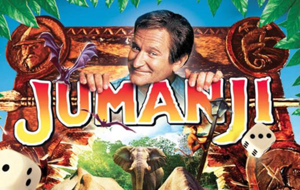 Zoovies: Jumanji