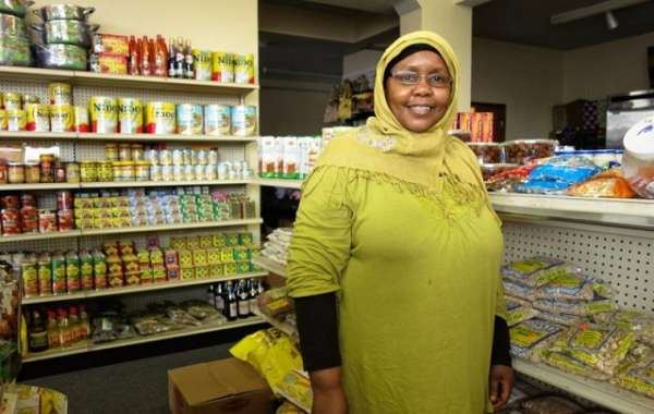 Ethnic Market Tour - African & American Store/People's Bakery