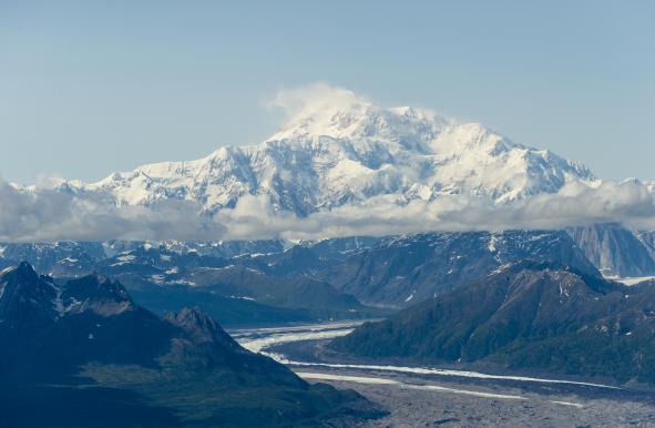 Glacier gorge