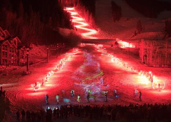 Deer Valley Resort - Torchlight Parade