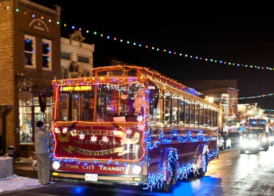 Electric Parade - Historic Park City