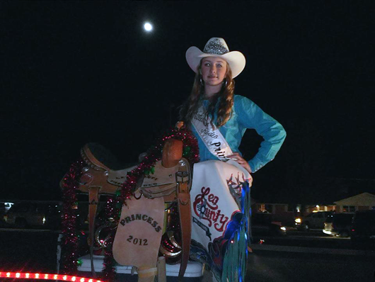 County Fair Princess