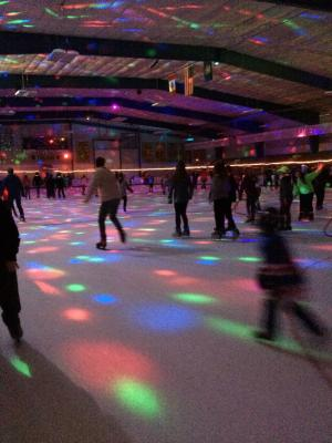 Twilight Skate at Howe Arena