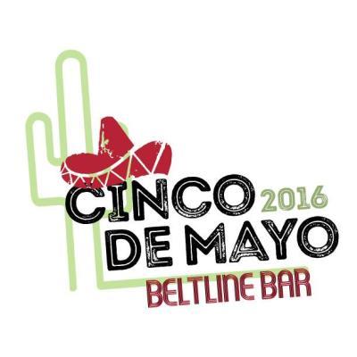 Beltline Bar Cinco de Mayo logo
