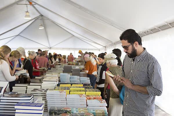 Texas Book Festival.