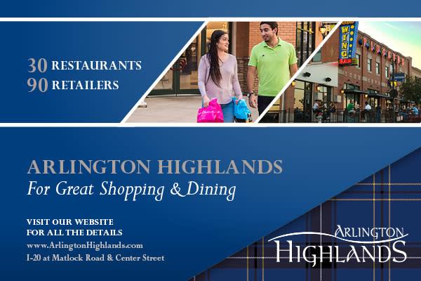Arlington Highlands - Ad