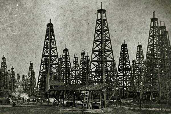 Historic Spindletop