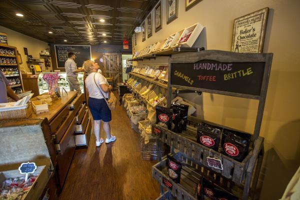 Sugar Britches store interior