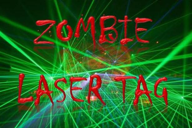 Zombie Laser Tag