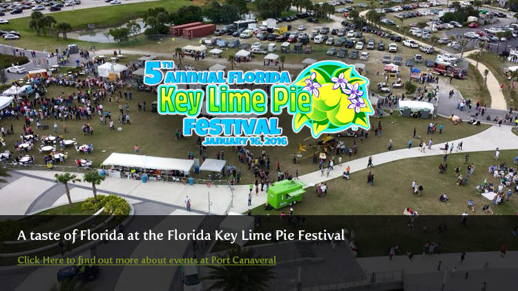 Key Lime Pie Festival at the Exploration Tower in Port Canaveral