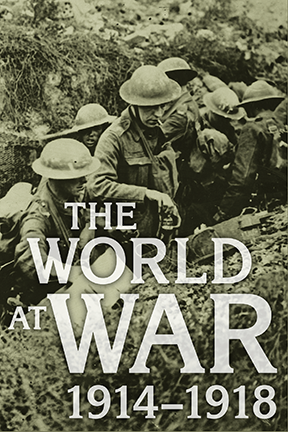 World at War exhibit Harry Ransom Center