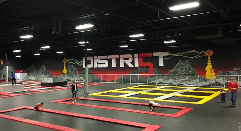 District 5 Extreme Sports
