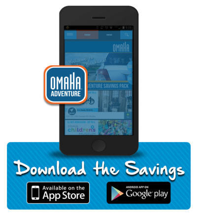 Download the Omaha Adventure App - vertical final