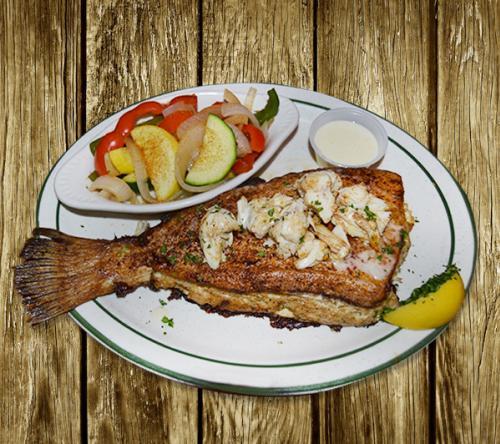 Floyd's Seafood & Steakhouse Flounder