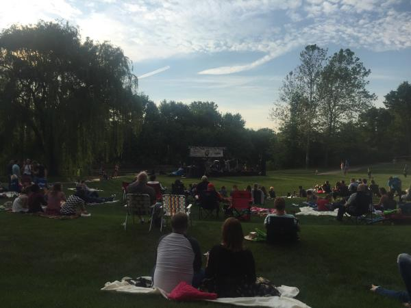 Living Fort Wayne Concert Series at Headwaters Park
