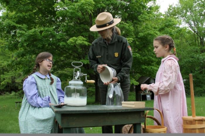 Ranger Programs in the Pocono Mountains