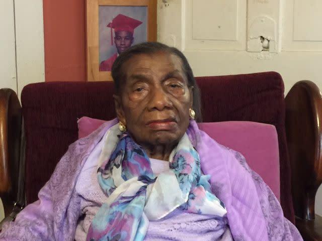 Naomi turns 100