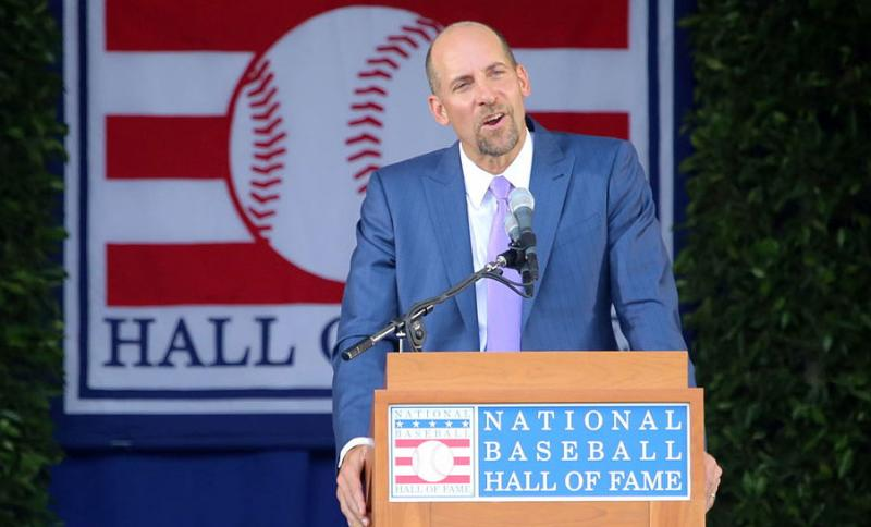 John Smoltz Hall of Fame
