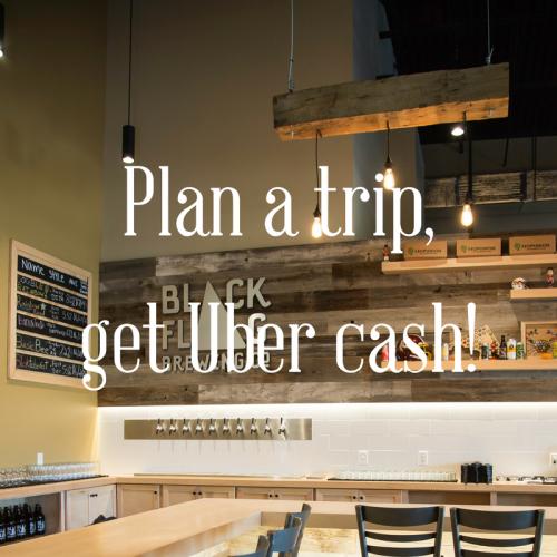 HowardOnTap Uber Promo Website Button