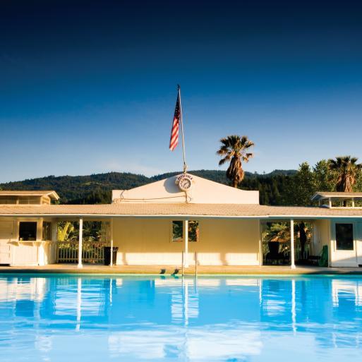 Indian Springs Resort Pool