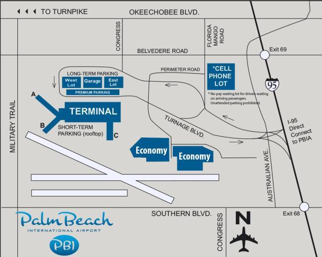 Airport Area Roadmap