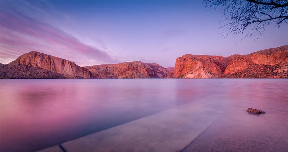 Canyon Lake Scottsdales Scenic Waterways
