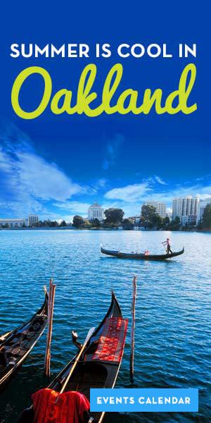 Oakland Summer Events Calendar