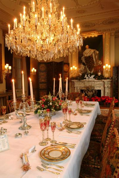 Christmas at Nemours Estate