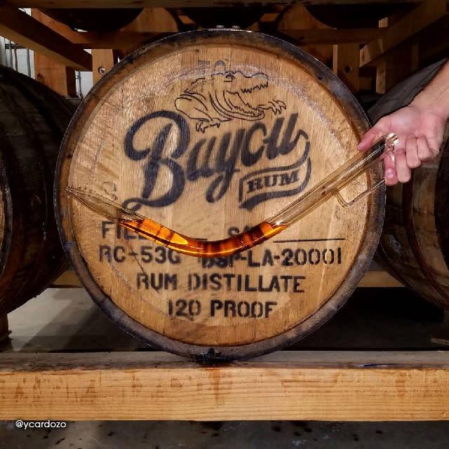 Bayou Rum (@ycardazo)