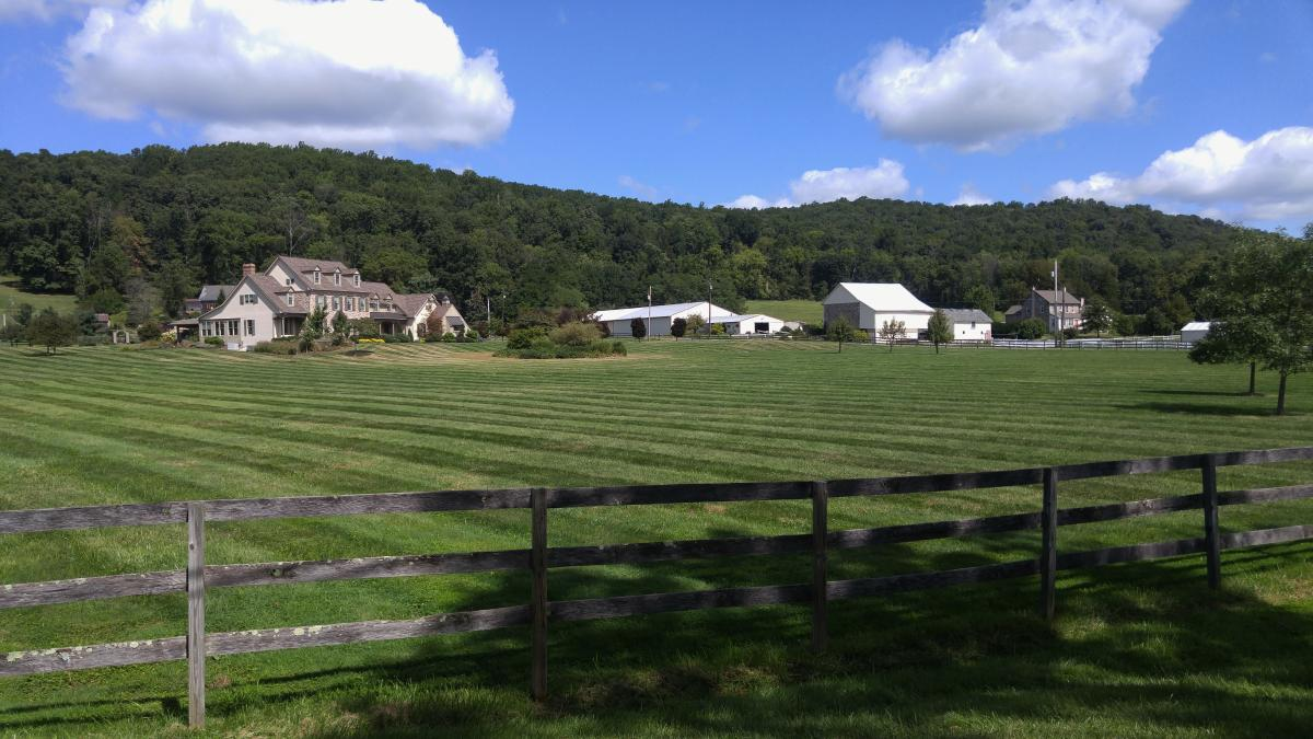 Bucks County Farm