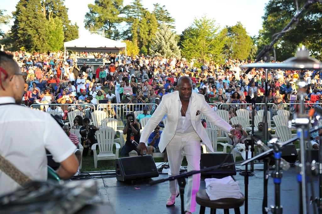 Jazz Fest performer