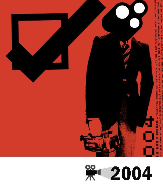 2004 Poster: Wisconsin Film Festival