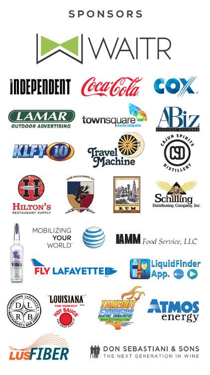 2016 Eat Lafayette™ Sponsors
