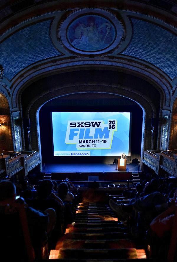 SXSW Film Awards 2016 at the Paramount Theatre