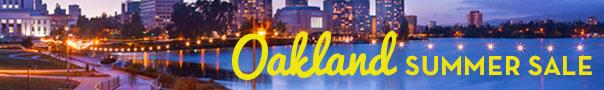 Oakland Summer Hotel Sale
