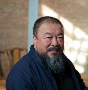 Artist Ai Weiwei