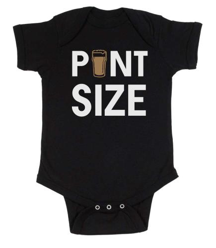 Pint Size Onesie - MTN Merch