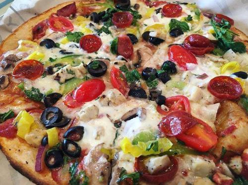 Pieology Pizzeria Restaurant in Grand Rapids