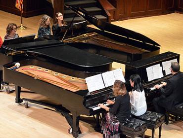 Celebration of the Piano VI