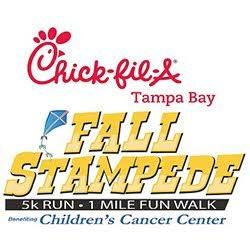 5th Annual Fall Stampede Presented by Chick-fil-A September 10, 2016