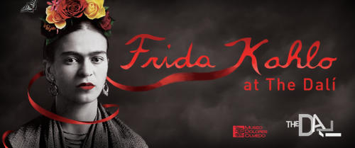 Frida Kahlo at The Dali